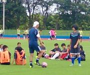 メディカルトレーナー実績 サッカー